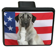 Anatolian Shepherd Trailer Hitch Cover