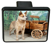 Australian Cattle Dog Trailer Hitch Cover