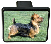 Australian Terrier Trailer Hitch Cover