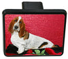 Basset Hound Trailer Hitch Cover