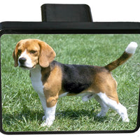 Beagle Trailer Hitch Cover