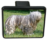 Bergamasco Trailer Hitch Cover