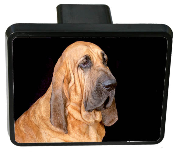 Bloodhound Trailer Hitch Cover
