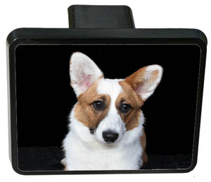 Cardigan Welsh Corgi Trailer Hitch Cover