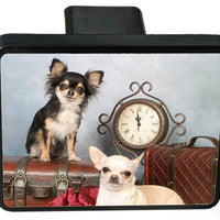 Chihuahua Trailer Hitch Cover