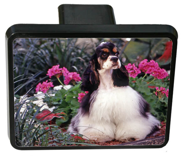 Cocker Spaniel Trailer Hitch Cover