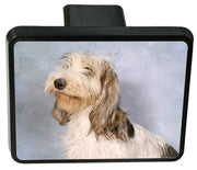 Grand Basset Griffon Vendeen Trailer Hitch Cover