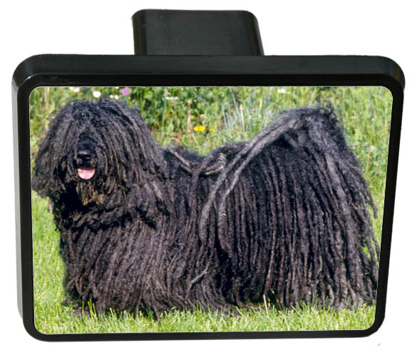 Puli Trailer Hitch Cover