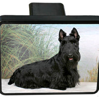 Scottish Terrier Trailer Hitch Cover