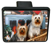 Silky Terrier Trailer Hitch Cover