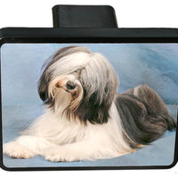 Tibetan Terrier Trailer Hitch Cover