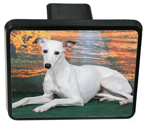 Whippet Trailer Hitch Cover