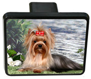 Yorkshire Terrier Trailer Hitch Cover