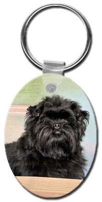 Affenpinscher  Key Chain