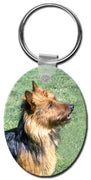 Australian Terrier  Key Chain