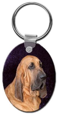 Bloodhound  Key Chain