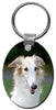 Borzoi  Key Chain