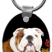 Bulldog  Key Chain