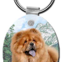 Chow Chow  Key Chain