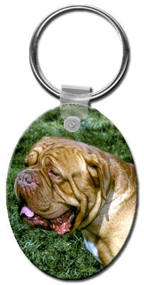 Dogue De Bordeaux  Key Chain