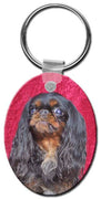 English Toy Spaniel  Key Chain