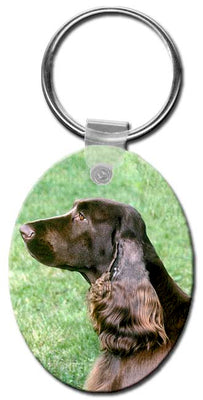 Field Spaniel  Key Chain