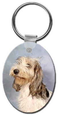Grand Basset Griffon Vendeen  Key Chain