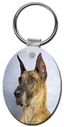 Great Dane  Key Chain