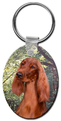 Irish Setter  Key Chain