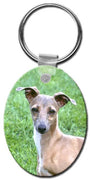 Italian Greyhound  Key Chain