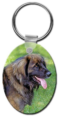 Leonberger  Key Chain