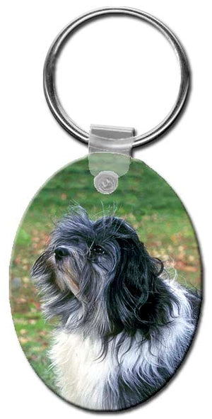Lowchen  Key Chain