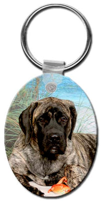 Mastiff  Key Chain