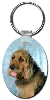 Otterhound  Key Chain
