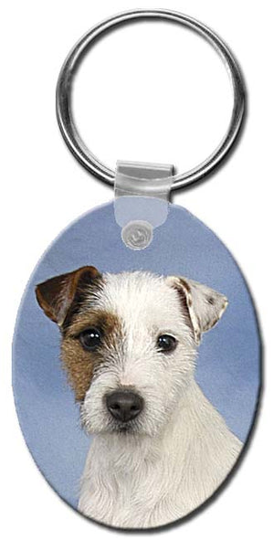 Parson Russell  Key Chain