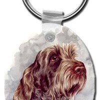 Spinone Italiano  Key Chain