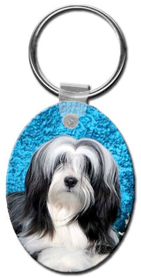 Tibetan Terrier  Key Chain