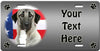 Personalized Anatolian Shepherd License Plate