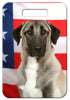 Anatolian Shepherd Luggage Tag