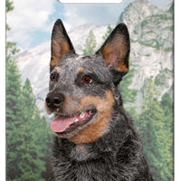 Australian Cattle Dog Luggage Tag