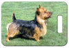 Australian Terrier Luggage Tag
