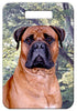 Bullmastiff Luggage Tag