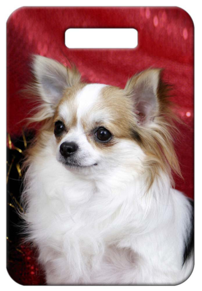 Chihuahua - Long Luggage Tag