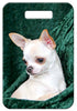 Chihuahua - Smooth Luggage Tag