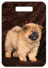 Chow Chow Luggage Tag