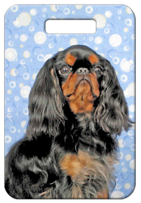 English Toy Spaniel Luggage Tag