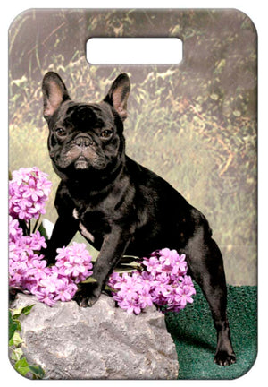 French Bulldog Luggage Tag