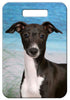 Italian Greyhound Luggage Tag