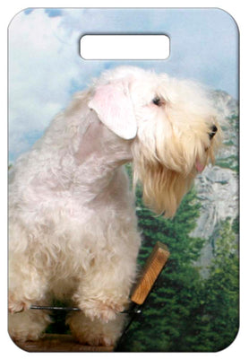Sealyham Terrier Luggage Tag