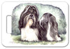 Shih Tzu Luggage Tag